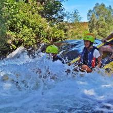 Rafting adventure on Cetina river - Cetina Adventure