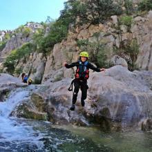 Canyoning adventure on Cetina river - Cetina Adventure